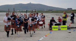 Tiree Pipe Band