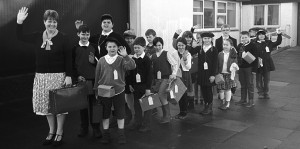 Mrs Macintosh and the Primary Evacuees