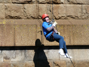 elspeth_abseil2