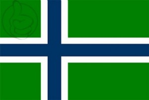 South Uist flag